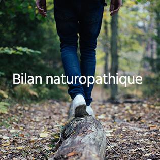 Bilan naturopathique global<br /> (bilan de vitalité)