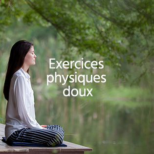 Exercices physiques doux