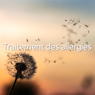 Allergies & intolérancesavec BBA